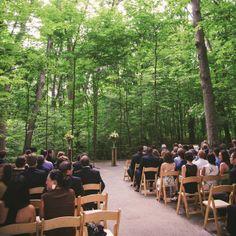 Outdoor Wedding Ceremony Ontario Barn Unique Venues Caledon Cambium Farms Niagara Photo