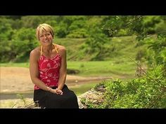 """Survivor: Season 26 Premiere: One More Time Dawn -- Dawn is committed to really play the game this time and """"get it right"""". -- http://wtch.it/4oobW"""