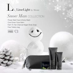 Limelight's Snow Man Collection