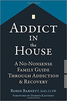 Book: Written by an expert in alcohol and drug addiction and recovery, this no-nonsense guide will help you understand the causes of addiction, end enabling behaviors, support your loved one's recovery, and learn how to cope with relapses.
