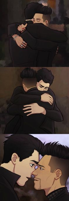 Shadowhunters Malec, Shadowhunters The Mortal Instruments, Clace, Alec Lightwood, The Dark Artifices, City Of Bones, Fanart, The Infernal Devices, Shadow Hunters