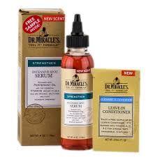 Afbeeldingsresultaat voor doctor miracle hair products