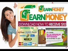 Earn Money Network - $51.00 Dólares gratis a PayPal en 1 dia Tener el PC... https://earnmoney.network/get-paid/?today=GO:20663