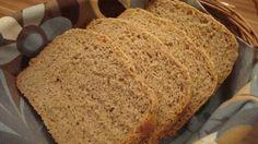 Brotbackautomat: Roggen-Mischbrot - Rezept