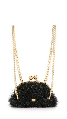 Boutique Moschino Рюкзак/сумка Fuzzy