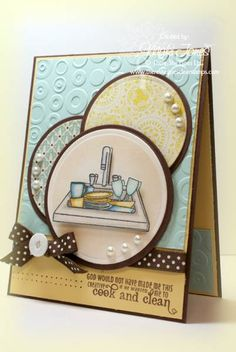 Love the layout, colors, & embossing on this!! Idea with stamping on vellum.