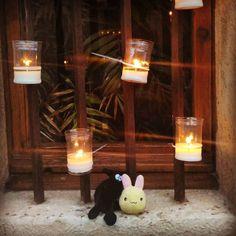 A Black Dolly e a Shancy vieram à Noche de las Velas em #Pedraza!