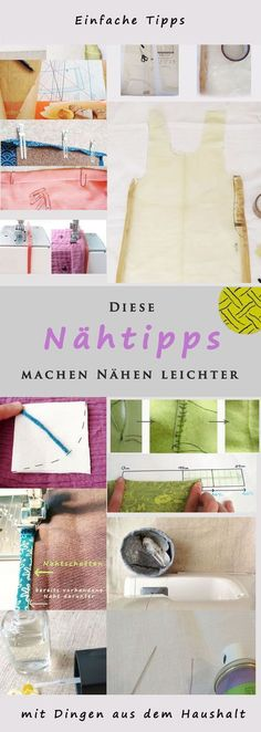 Jersey nähen Tipps: Was hilft gegen einrollende Nähte, welche Stichart und Nä… Jersey Sewing Tips: What helps against rolling seams, which type of stitching and sewing machine needle use for jersey, what kinds of elastic fabrics are there? Beginner Knitting Projects, Sewing Projects For Beginners, Knitting For Beginners, Sewing Hacks, Sewing Tutorials, Sewing Tips, Sewing Crafts, Sewing Patterns Free, Knitting Patterns