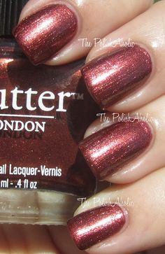 Butter London: Shag