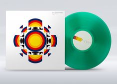 "The TELESCOPES ""Between Dimensions"" Vol. 1 and Vol. 2 on COLOR VINYL! 