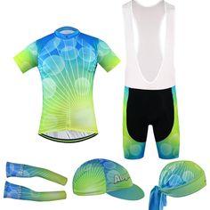 Bubble Short Sleeve Cycling Full Set