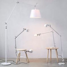 Instagram media illumsbolighus - You never get disappointed with the iconic Tolomeo lamp and there is a version for every taste – be it standing or hanging. @artemide_lighting
