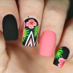 50 Gorgeous Summer Nail Designs You Need To Try - Society19