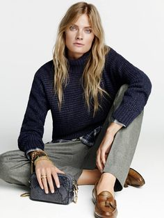 Fall Winter 14/15 Collection - September Lookbook starring by Constance Jablonski. #FW14/15