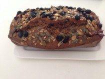 Quinoa amandelmeel brood gebakken! #quinoameel #quinoa #amandelmeel #brood #broodbakken #cleanfood #cleaneating #eatclean #eathealthy #healthyfood #healthyeating #foodie #foodporn #foodstagram