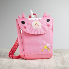 Teacher's Pet Kids Backpack (Unicorn)   The Land of Nod