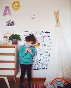kids room, interior design, kids interiors, teepee, nadadelazos Room Interior, Interior Design, Things To Do At Home, Nursery Design, Kids Rooms, Lovers Art, Baby Kids, Weird, Interiors