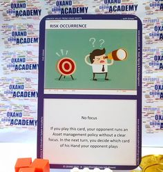 As taught during our #Oxand #assetmanagement #fundamentals #training of last week: Asset Management cannot do with #leadership and #vision on the current and future core business of the company . . . . .  #OxandAcademy #tradingcardgame #tradingcard #gamecard #game #gamebasedlearning #playful #learning #training #education #teambuilding #intervention #assetageing #decisionmaking #riskmanagement #focus #whatdoyouwanttoimprove #whatdoyouwanttolearn