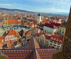 A rare combination of a bohemian soul with an enterprising spirit, Sibiu is a spectacular town in southern Transylvania of Romania | 10 Secret European Little Towns You Must Visit