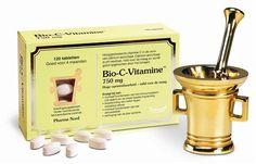 Pharma Nord Bio C Vitamine 120 tabletten - Vitamine C is de meest complete vitamine, die in bijna alle delen van uw lichaam een positief effect geeft. Vitamine C: * is goed bij futloosheid en vermoeidheid * verhoogt het ijzergehalte in het bloed * is belangrijk voor sterke tanden, gezond tandvlees, soepele en sterke bloedvaten en de opbouw en behoud van sterke tanden * helpt ons lichaam te beschermen tegen oxidatieve schade * ondersteunt het immuunsysteem * helpt bij het goed functioneren…