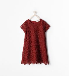 ZARA - SALE - LACE DRESS