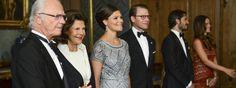 Kronprinsessan Victoria är gravid i tredje månaden och väntas föda sitt andra barn i mars. Graviditetsbeskedet offentliggjordes på fredagskvällen efter att