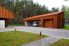 Частный дом у Каунаса - Studija Archispektras - Дом и Интерьер