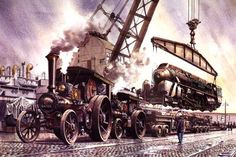 british steam locomotives - Google Search