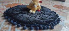 Baby Gym, Baby Play, Play Math Games, Purple Bedspread, Pom Poms, Merino Wool Blanket, Black Velvet, Warm And Cozy, Playroom