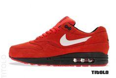 "Nike Air Max 1 - ""Pimento / White / Black"""