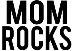 """Enter to win $100 in Mommy Modern's """"Mom Rocks"""" #giveaway!  One winner gets a $50 Visa Gift Card and a $50 Macy's Gift Card!  Enter now and everyday through May 31st, 2013 - good luck!"""