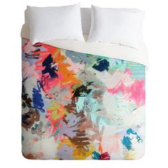 Looking for Solitary Duvet Cover East Urban Home ? Check out our picks for the Solitary Duvet Cover East Urban Home from the popular stores - all in one. King Duvet, Queen Duvet, Queen Bedroom, Master Bedroom, Down Comforter, Comforter Sets, Contemporary Duvet Covers, Thing 1, Single Duvet Cover