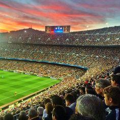 Camp Nou - FC Barcelona - Barcelona, Catalonia
