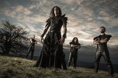 """ROCKSHOTS Music Management and Symphonic Death Metal Band NIGHTLAND are really glad to present the brand new video """"ICARUS"""", directed by Matteo Ermeti."""