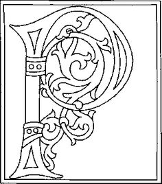 Free Educational AND Fun Coloring Page- Celtic Style