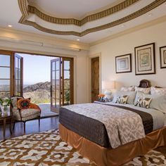 Decorating Tips - Feelix Growing Bedroom Decoration bedroom decoration tips Design Furniture, Bedroom Furniture, Bedroom Pop Design, Bedroom Designs, Mediterranean Bedroom, Home Interior, Interior Design, Bed Frame And Headboard, Bed Frame With Storage