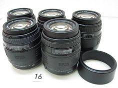 5L282GB SIGMA 70-210mm F4-5.6 レンズまとめて5本ジャンク_画像1