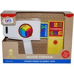 Fisher-Price Movie Viewer