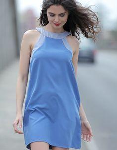 Sukienka letnia Blue Sky