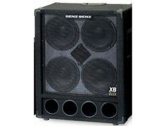 GENZ BENZ GB410T 4X10 + TWEETER 700W 4 OHM BASS CABINET - Bass - The Bass Cabinet I have =)