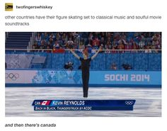 I love the jokes about Canada. I love Canada. CANADIANS ARE AWESOME.<<<why thank you I think your awesome too (want to know why I complemented back? Funny Tumblr Posts, My Tumblr, Funny Memes, Hilarious, Jokes, Canada Memes, Canada Eh, Canada Funny, Kevin Reynolds