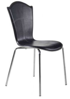 Dining Chairs with Metal Legs - Home Furniture Design