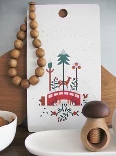 CIRKUS: pikkuriikkisen joulua // a little bit of Christmas in the kitchen