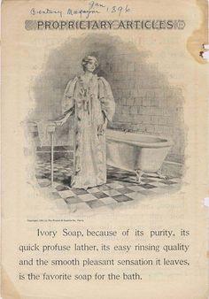 1896 Ivory Ad
