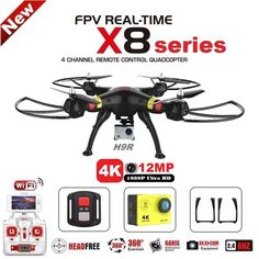 Like and Share if you want this  SYMA X8C X8G X8W X8HG X8 FPV RC Drone With H9R 4K Camera 1080p Ultra HD WiFi 2.4G 4CH RC Quadcopter Helicopter Professional Dron     Tag a friend who would love this!     FREE Shipping Worldwide     Buy one here---> https://shoppingafter.com/products/syma-x8c-x8g-x8w-x8hg-x8-fpv-rc-drone-with-h9r-4k-camera-1080p-ultra-hd-wifi-2-4g-4ch-rc-quadcopter-helicopter-professional-dron/