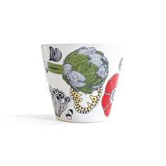 Copo Jardim de Cogumelos - Loja Muug    Ceramic Cup developed by MUUG