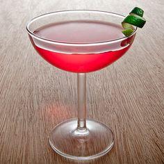 Distrito Federal - Tequila Manhattan Cocktail
