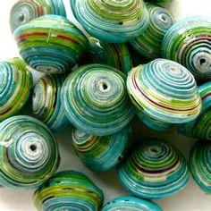 paper beads craft-ideas