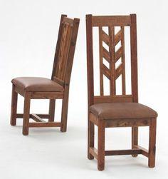 Rustic Wood Dining Chairs antique barn wood furniture, barnwood furnishings, reclaimed