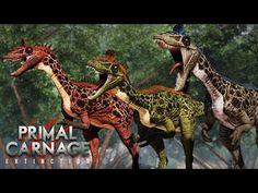 Singing Dilo Time!! Primal Carnage Extinction    Part 16 - YouTube